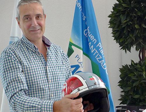 """Ganador del test energético: """"Mis pilotos favoritos son Márquez y Héctor Barberá"""""""