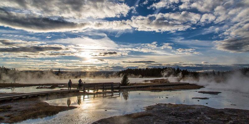 Energía renovable: geotermia