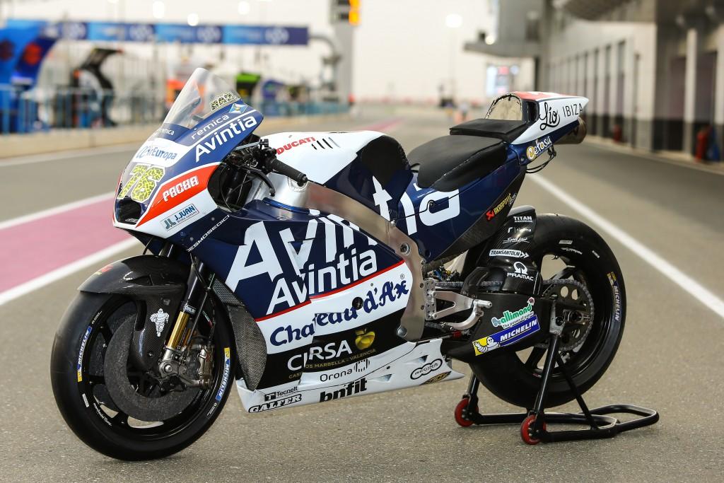 Patrocinio Avintia Racing de Remica
