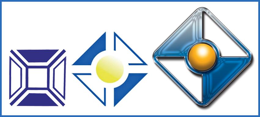 evolución del logotipo de Remica