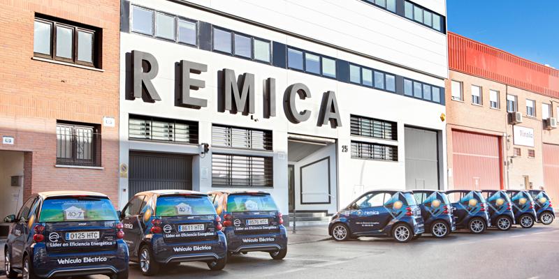 sede de Remica