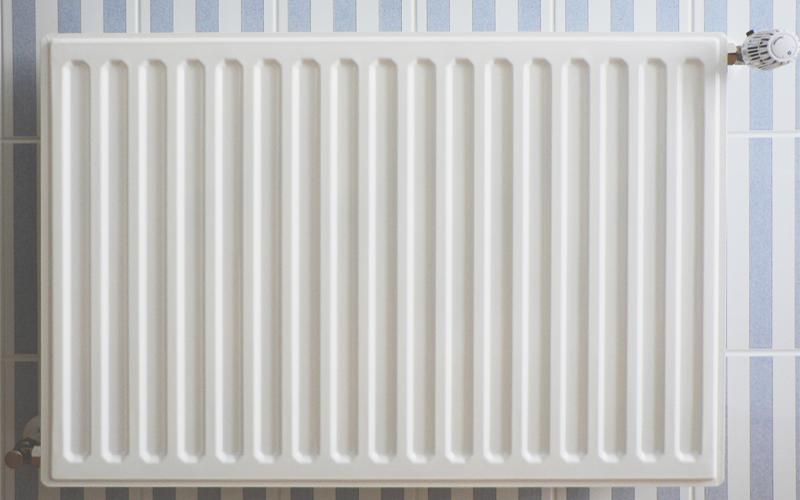 radiador individualización de calefacción central