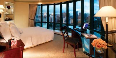 consumo energía hoteles