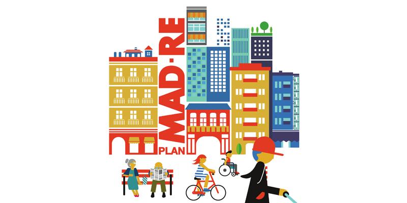 rehabilitacion edificios plan mad-re 2018