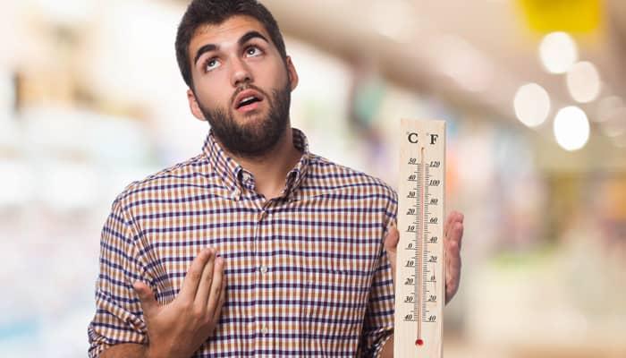 aire acondicionado: temperatura ideal en verano