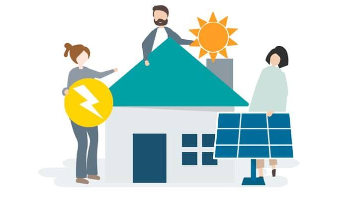 solar fotovoltaica para viviendas