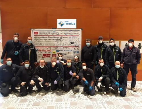 COVID-19: Así ha sido nuestra experiencia en el Hospital de IFEMA