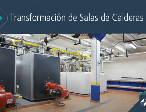 Ya está en marcha el Plan Renove Privado de Salas de Calderas en la Comunidad de Madrid
