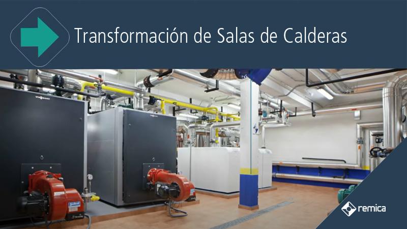 Plan Renove de Salas de Calderas