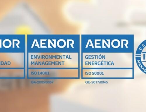 Remica actualiza la imagen de sus sellos AENOR